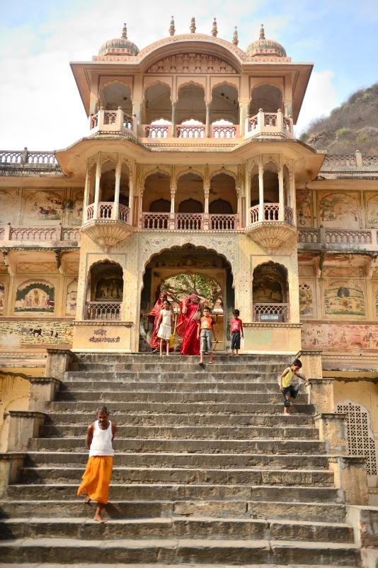 Jaipur - Temple