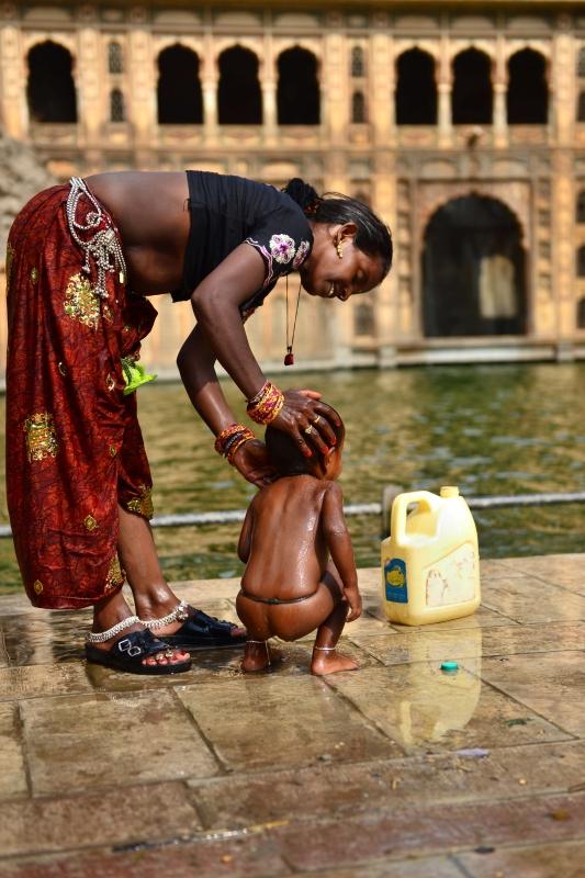 Jaipur - Holy Pool